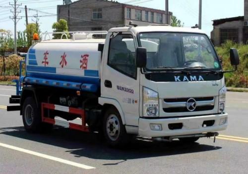 凯马5吨潍柴110马力洒水车