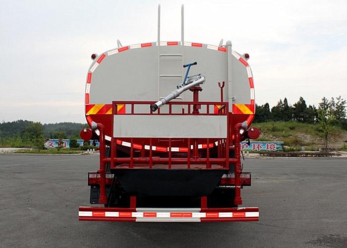 东风12吨T3绿化喷洒车图集