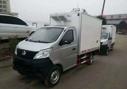 长安2.6米小型冷藏车