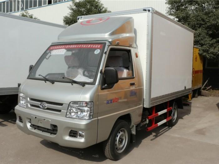 福田驭菱小型国五2.9米冷藏车