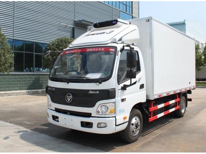 福田4.2米小型欧马可冷藏车