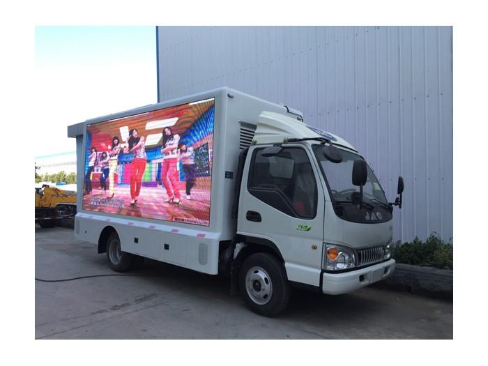 江淮LED广告宣传车