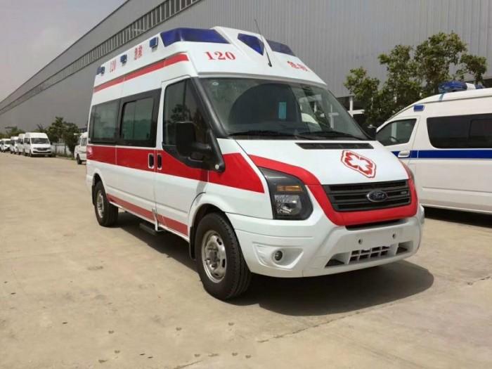 国六全顺V348救护车