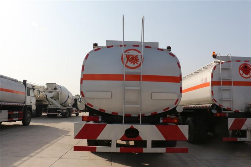 程力陕汽德龙34方加油车运油车图片