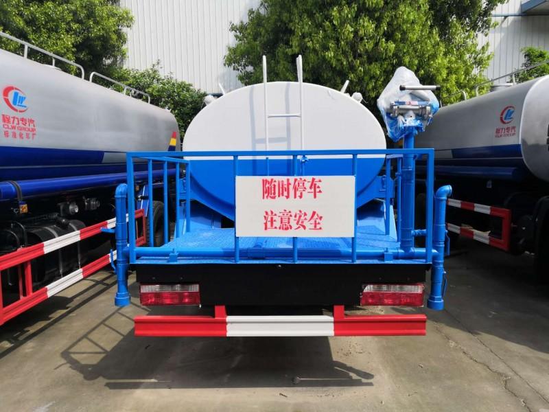 东风福瑞卡5吨洒车图片