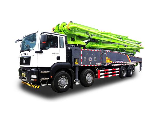 58米混凝土泵车