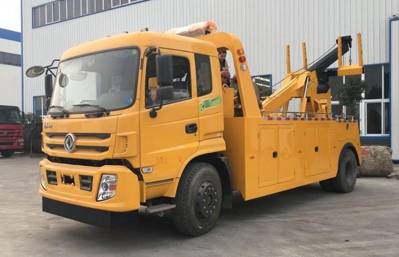 东风特商25吨重型清障车