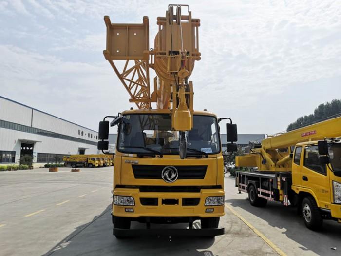 20吨东风汽车吊