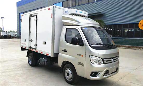 福田祥菱M1国六冷藏车