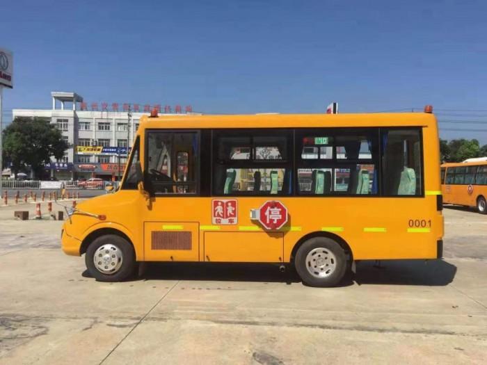 东风19座小学生校车(2米宽)