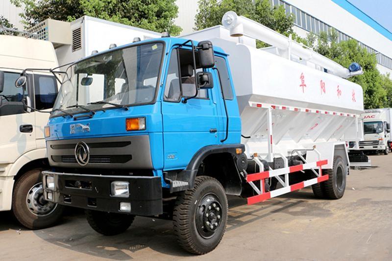 东风10吨153散装饲料运