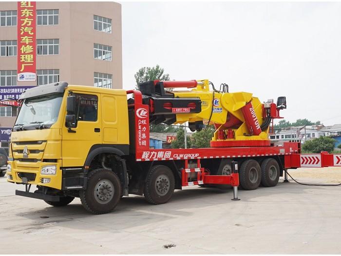 程力150吨汽车起重机,汽车吊