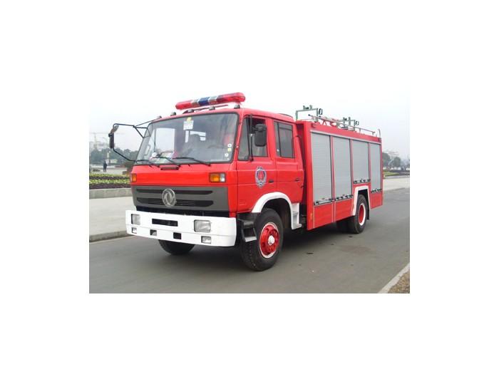 东风153 6-7吨消防车