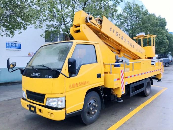江铃顺达伸缩直臂式高空作业车(12-18米)