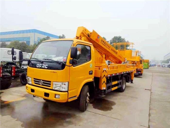东风多利卡直臂伸缩式高空作业车(12-18米)