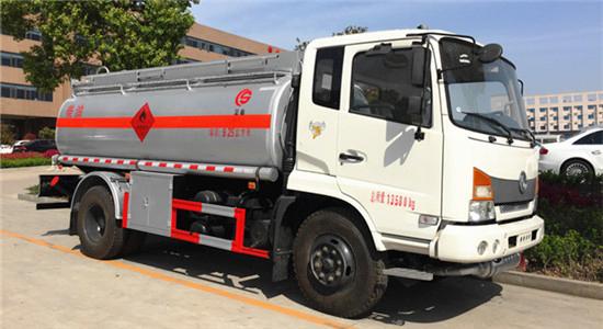 Dongfeng Jiayun 9.25 cbm fuel trucks