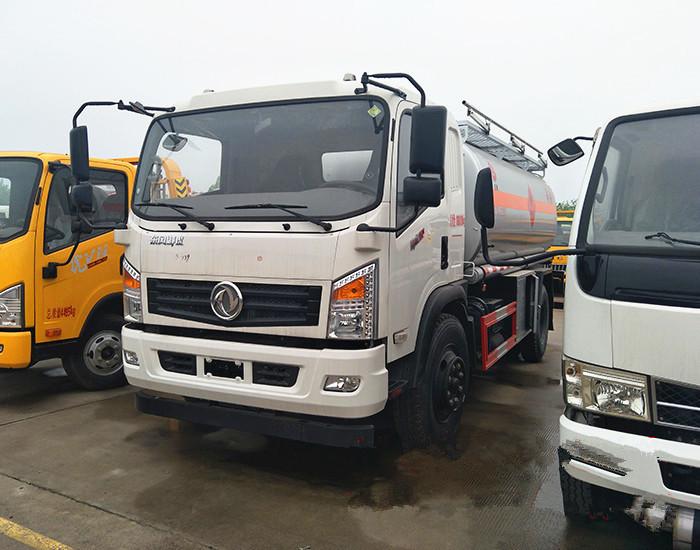 Yuhu 11 cbm Dongfeng tanker truck