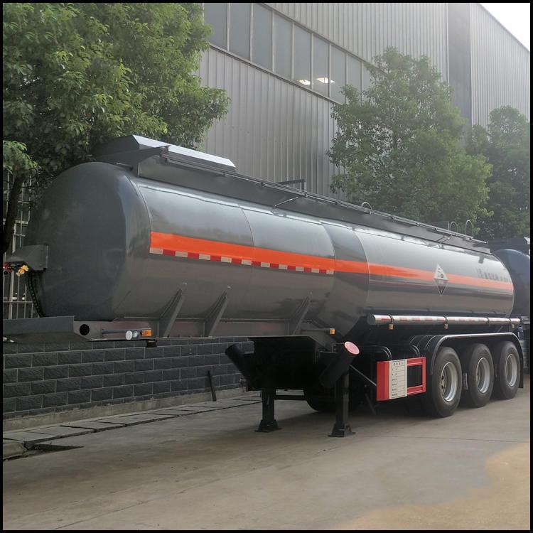 40吨硫酸半挂运输车
