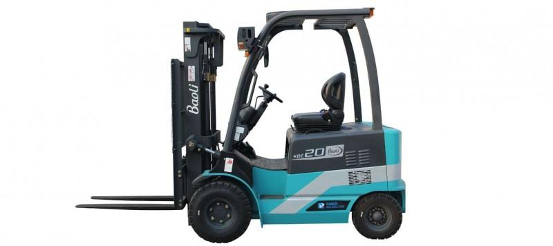 2.0吨内燃平衡重式叉车