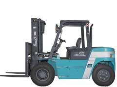 5.0吨内燃平衡重式叉车
