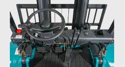 5.0吨内燃平衡重式叉车图片