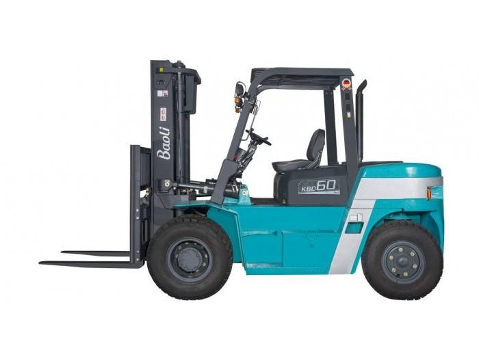 6.0吨 内燃平衡重式叉车