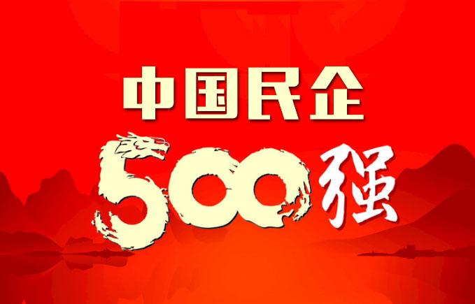 公司荣誉名企500强企业